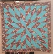 fractured starburst quilt