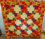 Yellow quilt